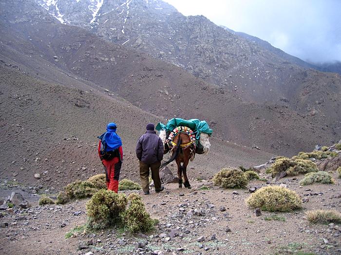 Un Viaje A Pie Por El Alto Atlas El Rincon Del Trotamundos