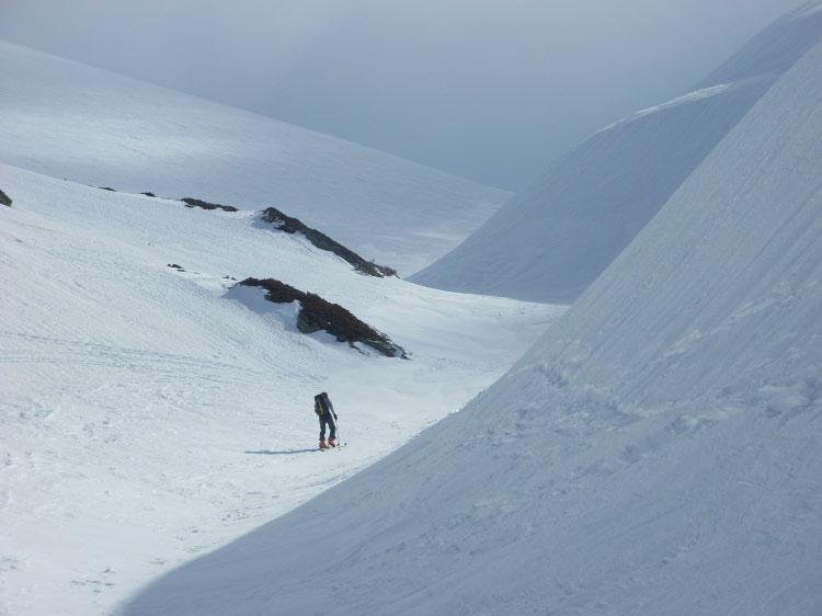 ascendiendo al pico tres provincias