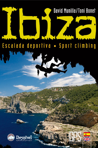 Ibiza. Escalada deportiva. Editorial Desnivel