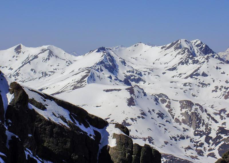 Panoramica de la montaña Palentina