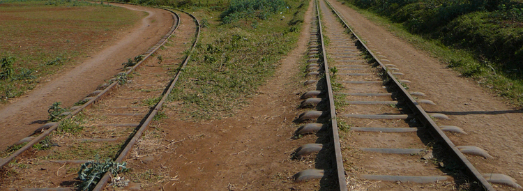 Caminos de hierro, Tanzania