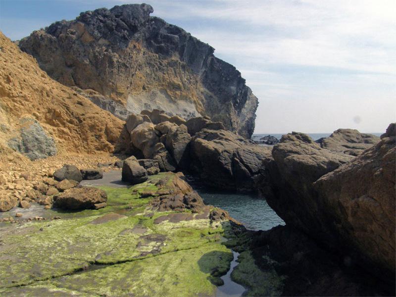 Acantilados del Cabo de Gata