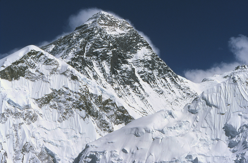 Cara sur del Everest