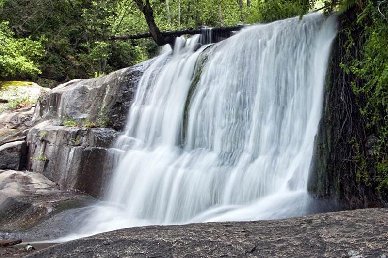 Cascada de lo Papuos