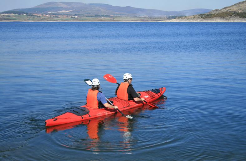 Kayak aguas tranquilas
