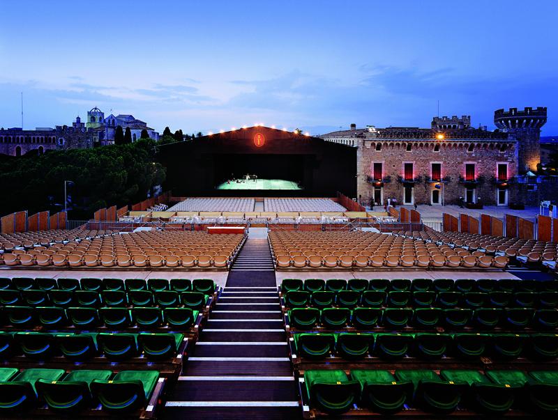 Auditorio festival