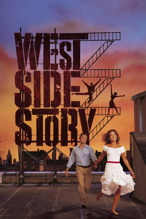 Plakatmotiv Wset Side Story