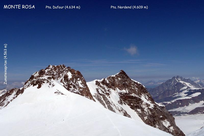Alpes (Monte Rosa)