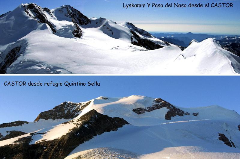 Alpes (Pico Castor)