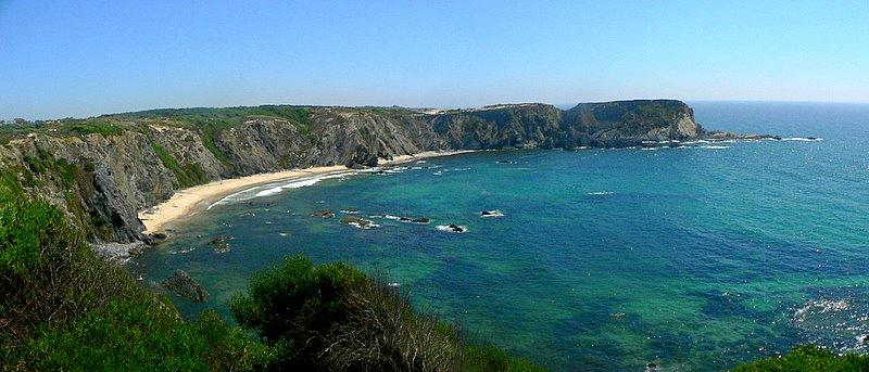 ver reportaje de la costa del alentejo