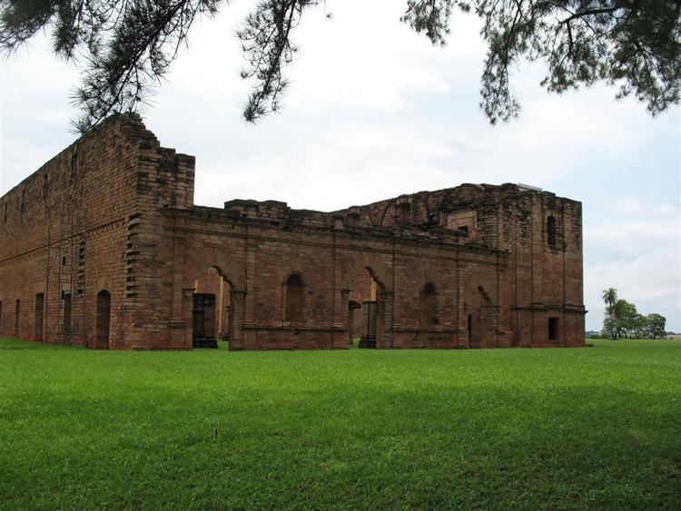 Jeses de Tavarangue.(Misiones Paraguayas)