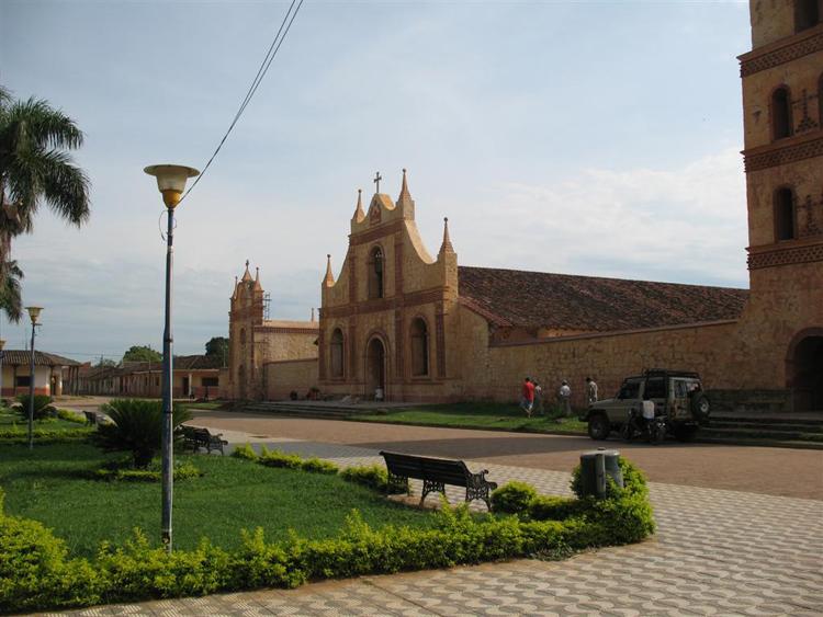 San Ignacio de Velasco