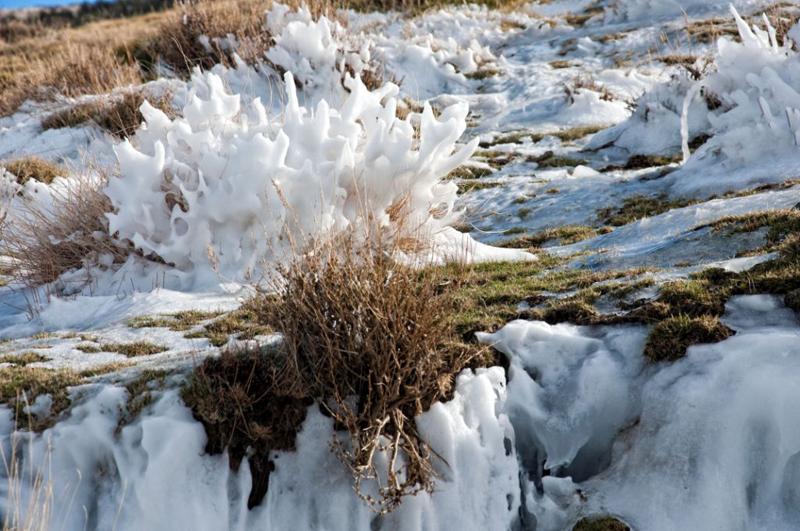 Costras de hielo