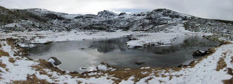 Panoramica de la Sierra
