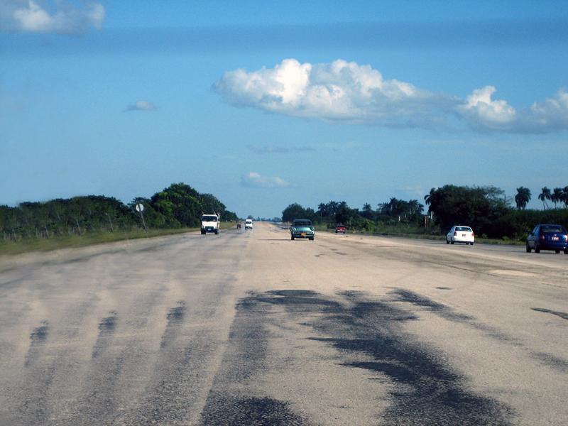 Autopista la habana-santiago