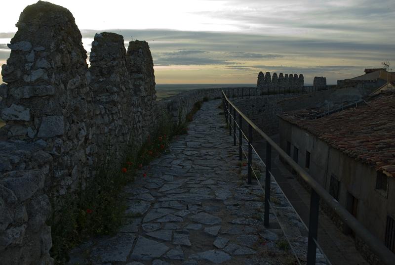 Paseo de las murallas, Urueña