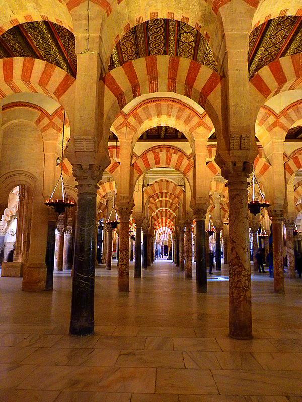 Paseando la mirada por la mezquita de c rdoba una joya de for Arquitectura islamica