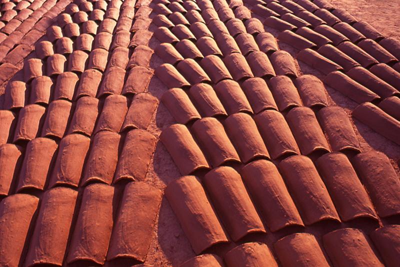 la baldosa el ladrillo y la teja artesanal el rinc n On tejas arcilla