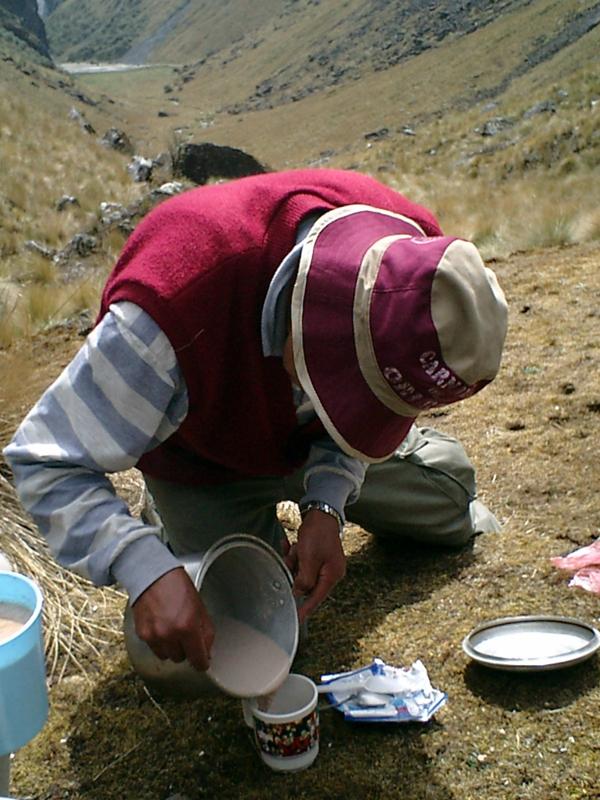 Foto 23 - Desayuno en el Campamento