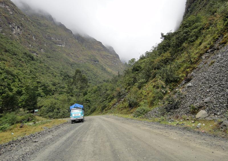 Foto 33 - Camino Carretero a Sud Yungas