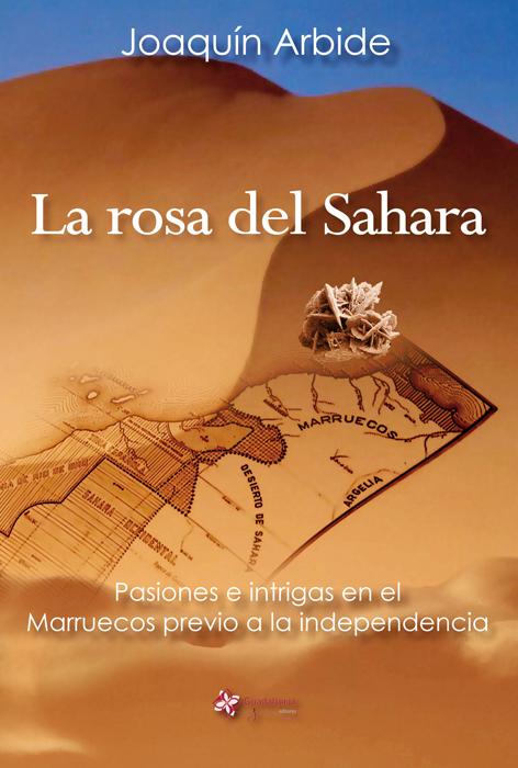 Portada la Rosa del Sahara