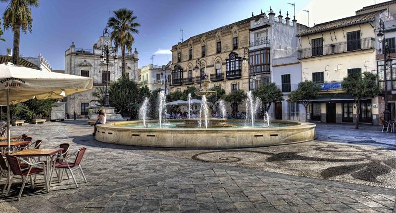 Sanlucar_Plaza del Cabildo
