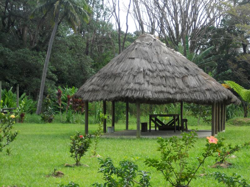 CABAÑA LEJAO, Nueva Caledonia