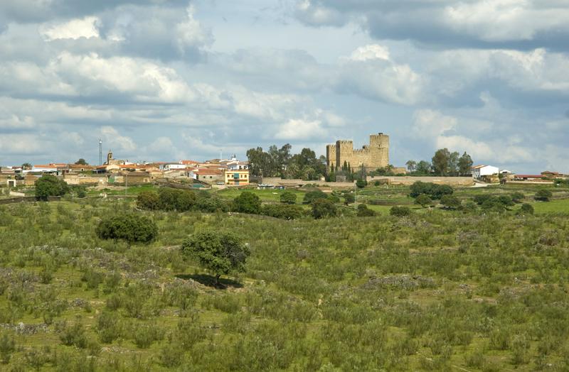 Llanos de Cáceres, Morroy