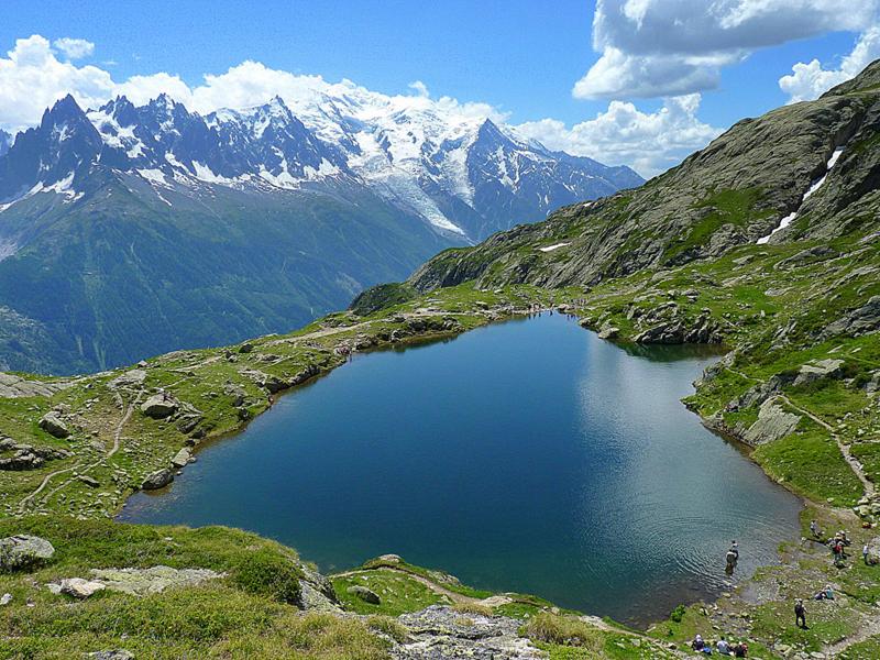 Los Alpes