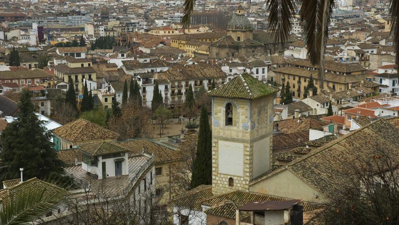 Barrio del Principe. Granada