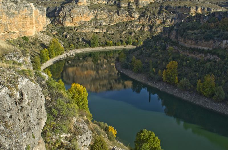 Las Hoces del Duratón. Segovia