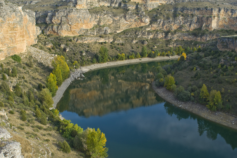 Hoces del Duratón. Segovia