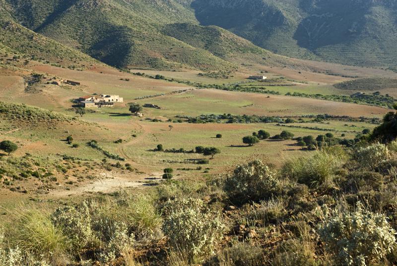 Mojácar, costa de Almería