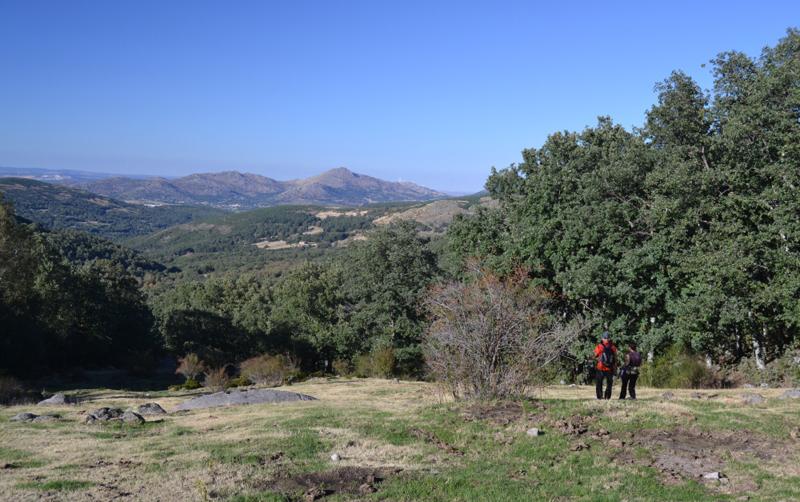 Hoya Moro, Sierra de Béjar