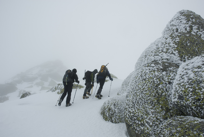 Ruta Invernal Sierra de Gredos