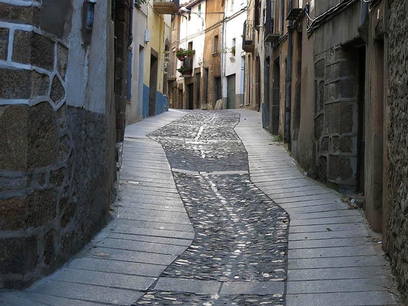 Calle de Gata