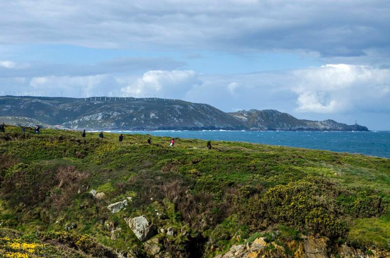 Camiño dos Faros en la Costa da Morte