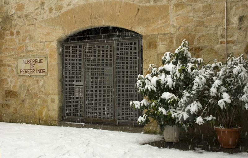 Alberge de Peregrinos. Salamanca