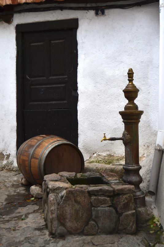 Hervás, valle del Ambroz
