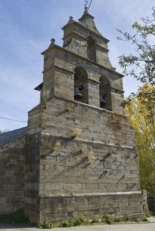 Iglesia de Vigo de Sanabria. Zamora