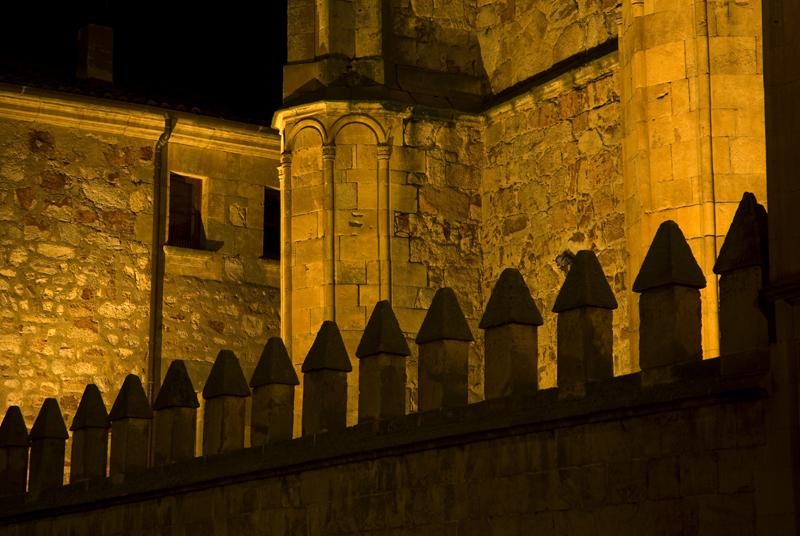 Universidad vieja de Salamanca