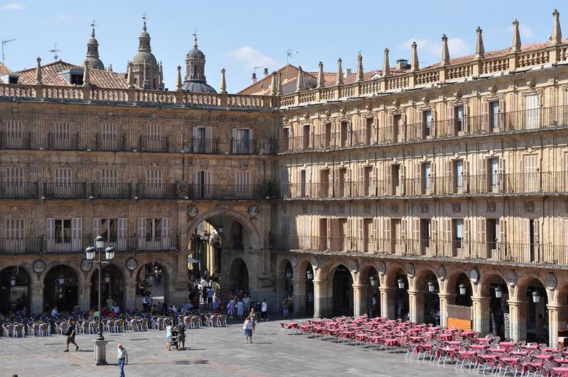 Plaza Mauor de Salamanca