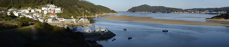 Ría Barqueiro