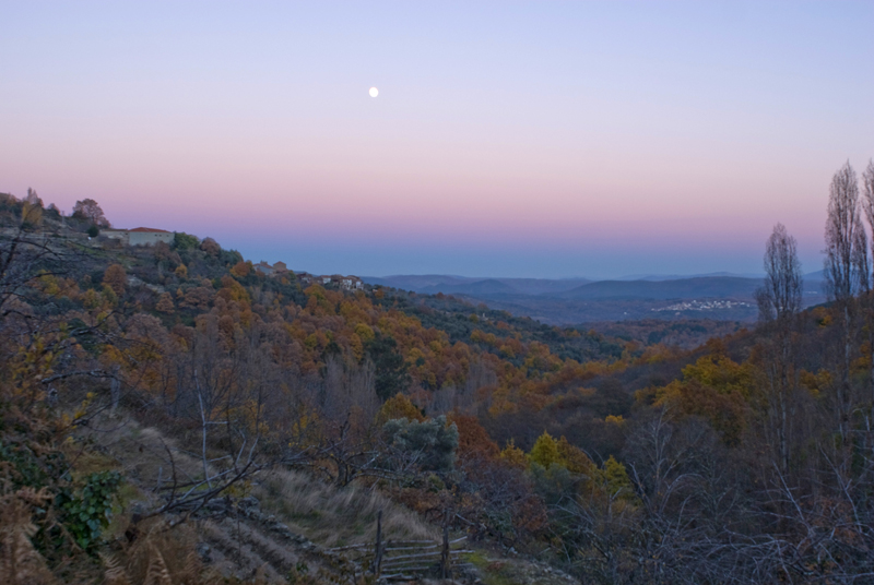 Camino del Agua, Sierra de Francia, Salamanca