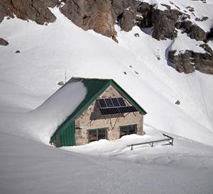 Refugios de montaña