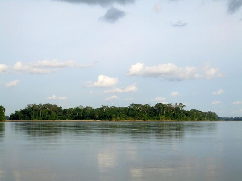 el río napo