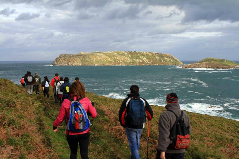 Sendero O Camiño dos Faro, Costa da Morte