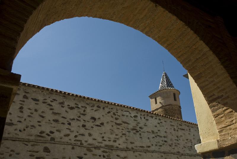 La Puebla y el Monasterio de Guadalupe