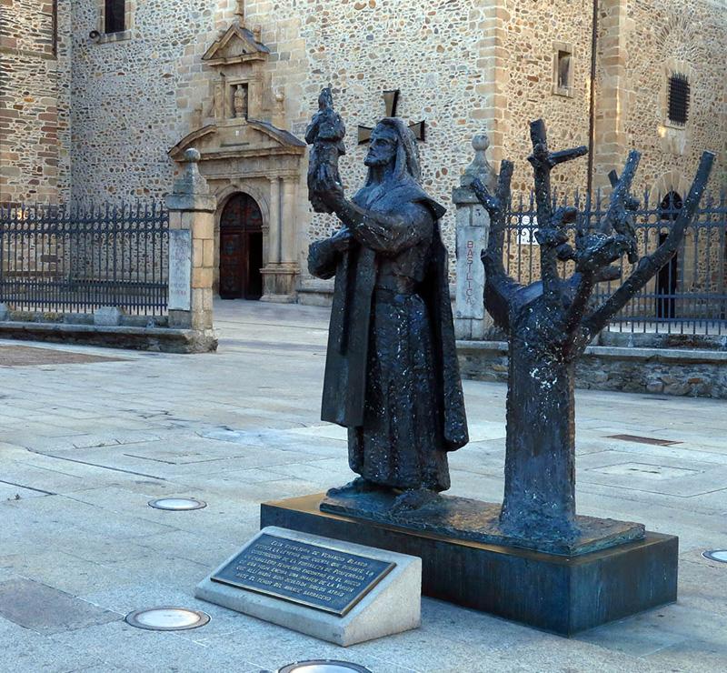 Virgen de la Encina