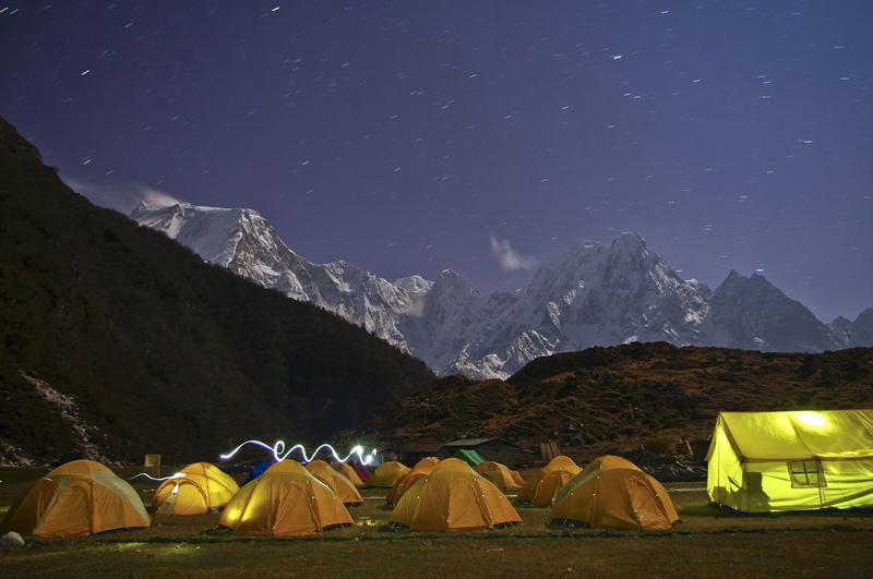 Nepal, Trekking de los Annapurnas
